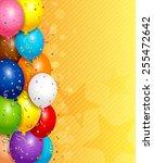 eps 10 vector illustration of... | Shutterstock .eps vector #255472642