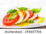 Mozzarella And Tomatoes ...