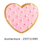 Heart Shaped Cookie For...