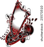 red design brand | Shutterstock .eps vector #25573510