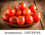 Fresh Organic Cherry Tomatoes...