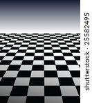 checker board pattern... | Shutterstock .eps vector #25582495