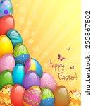 eps 10 vector illustration of... | Shutterstock .eps vector #255867802