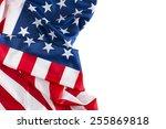 Us Flag  American Flag  White...