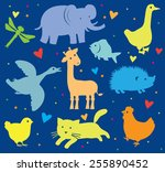 children cartoon pattern....