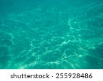 Abstract Underwater Seabed