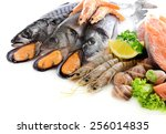Fresh Fish And Other Seafood...
