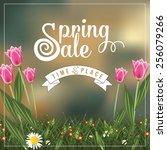 Spring Sale Advertising...