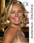 Small photo of Rebecca Romijn attends the 5th Annual TV Guide's Emmy Awards Afterparty held at the Les Deux in Hollywood, California, United States on September 16, 2007.