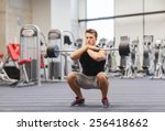 Постер, плакат: sport bodybuilding lifestyle and