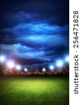 stadium | Shutterstock . vector #256471828