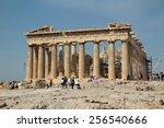 The Parthenon  The Acropolis O...
