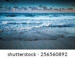 Dramatic Sea Landscape ...