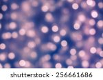 bokeh effect background of... | Shutterstock . vector #256661686