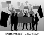 demonstrate | Shutterstock .eps vector #25676269