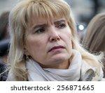 kiev  ukraine   march1  2015 ... | Shutterstock . vector #256871665