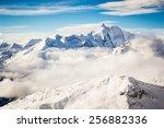 Famous Ski Resort In Austrian...