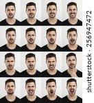 Composite Of Multiple Portrait...