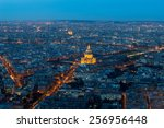 paris  france january 15  2015  ... | Shutterstock . vector #256956448