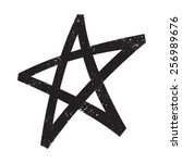 star vector icon | Shutterstock .eps vector #256989676