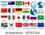 detailed industrialized country ... | Shutterstock . vector #25701763