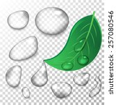 Realistic Water Drops With...