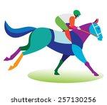horse racejockey