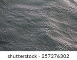 unusual wave ripples on water... | Shutterstock . vector #257276302
