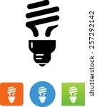 Cfl Lightbulb Icon