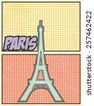 Pop Art Paris  Illustration In...