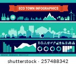Vector  Eco Small Town Or...