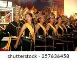 kota kinabalu  sabah malaysia   ... | Shutterstock . vector #257636458