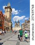 Prague  Czech Republic   July 3 ...