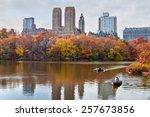 new york city  usa   november... | Shutterstock . vector #257673856