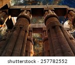 Photo Montage Of Columns Of Th...