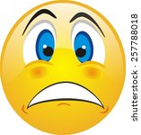 smiley face | Shutterstock . vector #257788018