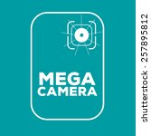 mobile camera photographic logo....
