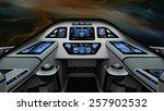 control room | Shutterstock . vector #257902532