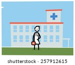 medical services  | Shutterstock .eps vector #257912615