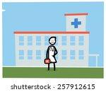 medical services  | Shutterstock .eps vector #257912615