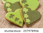 Cookies For St. Patricks With...