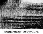 dry brush strokes of black and...   Shutterstock . vector #257993276