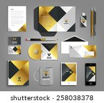 vector grapchic professional... | Shutterstock .eps vector #258038378