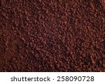 Close View Of Instant Coffee