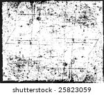 grunge vector texture can also... | Shutterstock .eps vector #25823059
