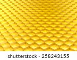 yellow abstract background | Shutterstock . vector #258243155