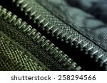 textile industry and fabric... | Shutterstock . vector #258294566