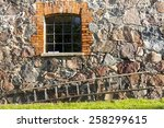 Ladder And Barn  Was Seen In A...