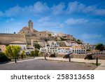 Dalt Vila Medieval Fortress....