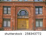 Freemason's Hall In The...